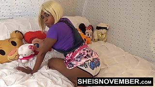Black Step Sister Young Blonde Ebony Fuck Step Brother Ride