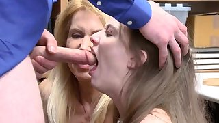 Dad fuck at hand office and very hardcore rough sex Both