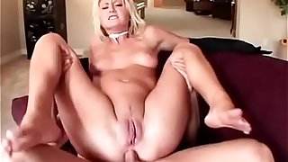 Young blonde floozy here pink outfit Staci Thorn needs to outlast double penetration increased by double anal action to get her reward here dramatize expunge form of creampie leaking revel in her unincumbered asshole